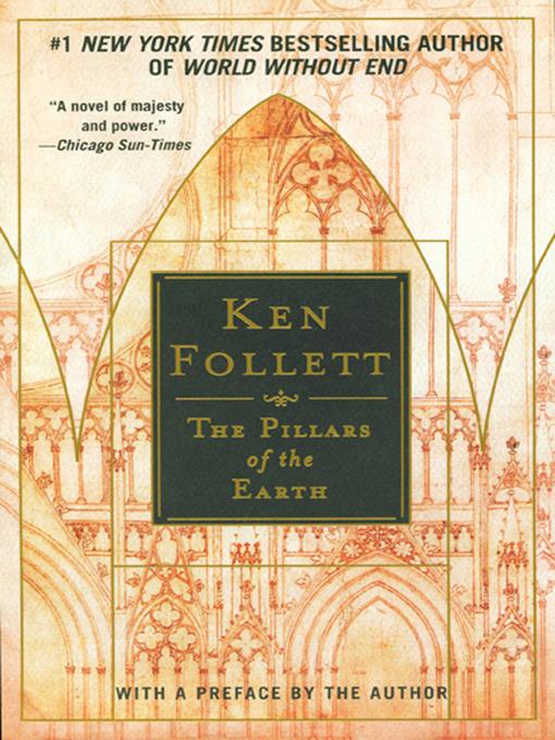The Pillars of the Earth | Michael Cavacini Ken Follett Pillars Of The Earth