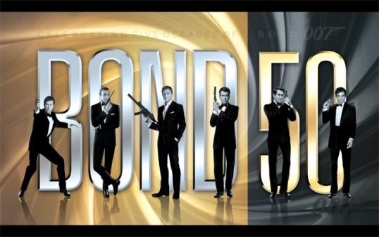 James Bond 50th Anniversary