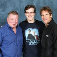 When I Met William Shatner & Scott Bakula