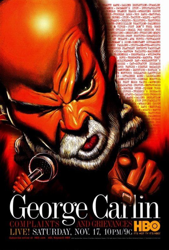 George-Carlin-Complaints-and-Grievances