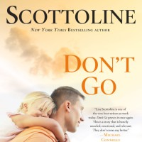 Book Review: Don't Go - Lisa Scottoline