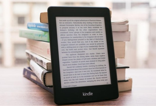 Kindle Paperwhite Photo