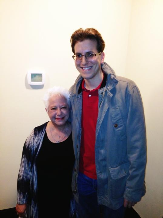 Me and Janis Ian
