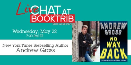 Andrew Gross - Live Chat