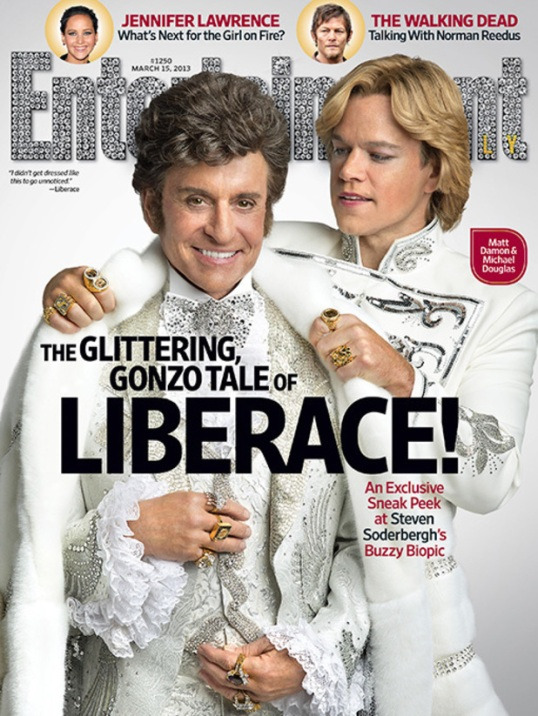 Behind the Candelabra - Entertainment Weekly