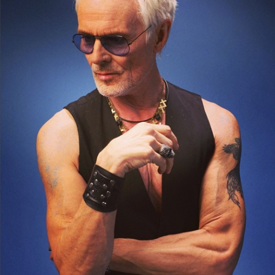 Michael Des Barres 1