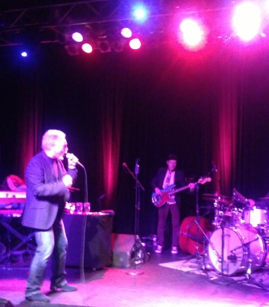 Tom Jones - Live at the TLA