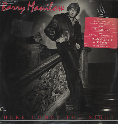 Barry Manilow - Here Comes The Night 1