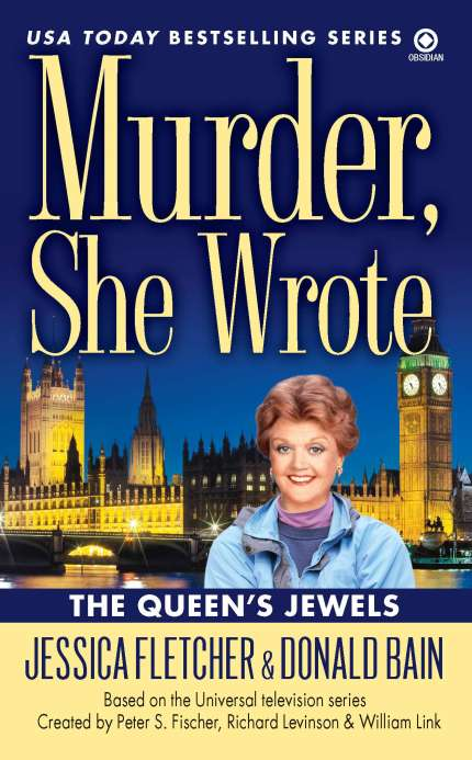 Murder, She Wrote - The Queen's Jewels
