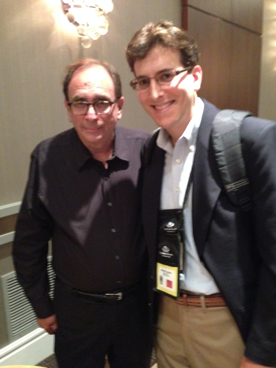 Meeting R.L. Stine.