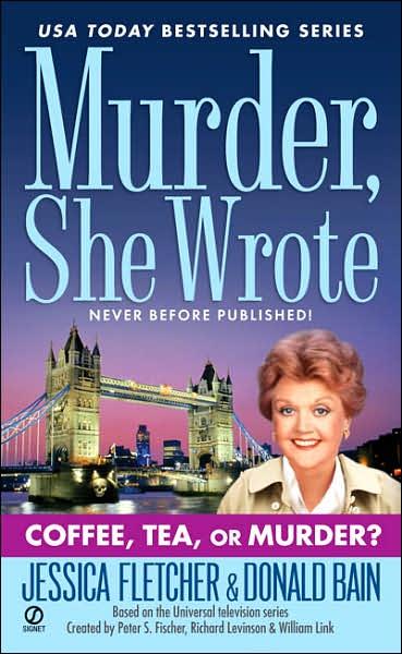 Murder, She Wrote - Coffee, Tea, or Murder