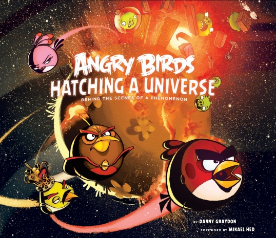Angry Birds - Hatching A Universe