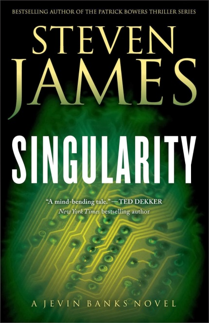 Singularity by Steven James