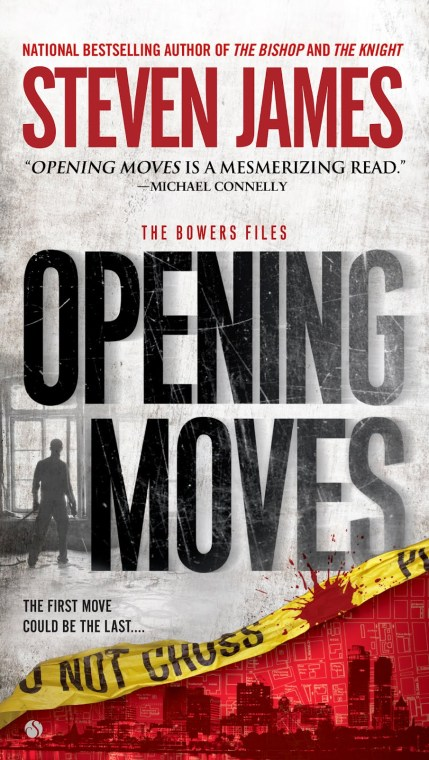Steven James - Opening Moves