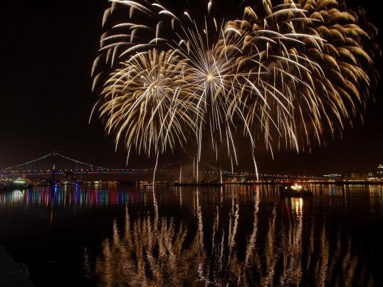 New Year - Philadelphia