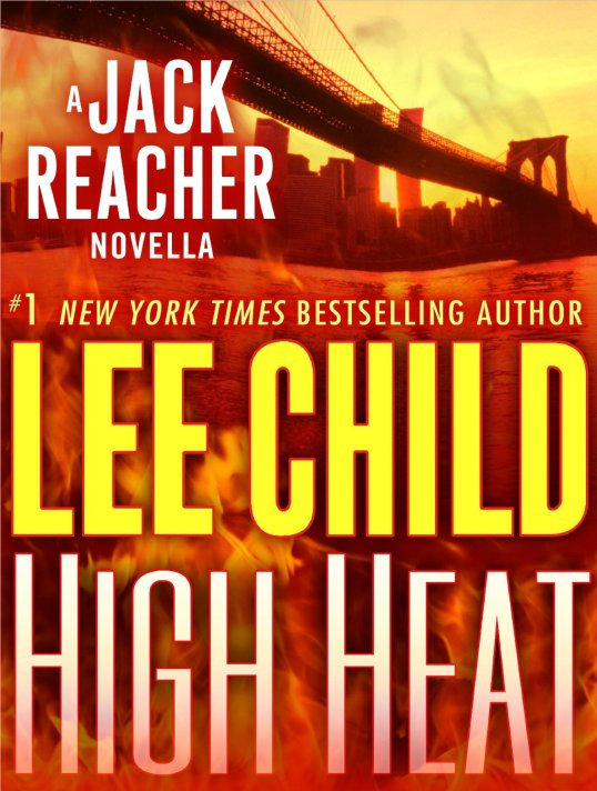 Second Son, Deep Down and High Heat by Lee Child