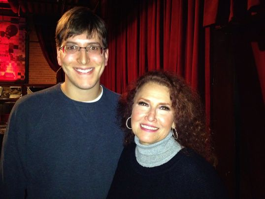 Photo with Melissa Manchester