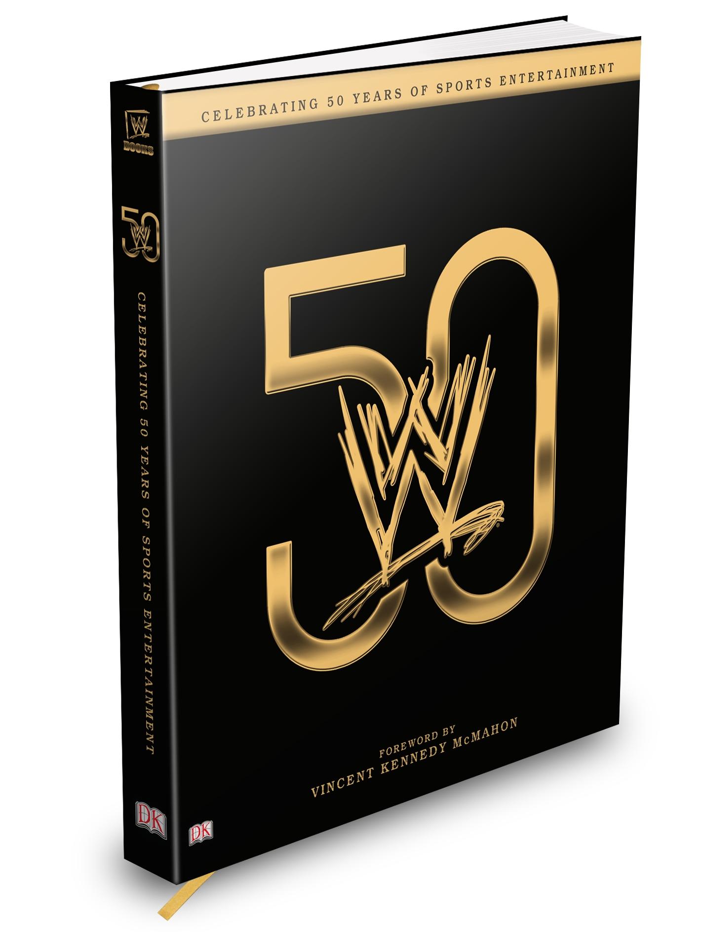 wwe 50 book reviews