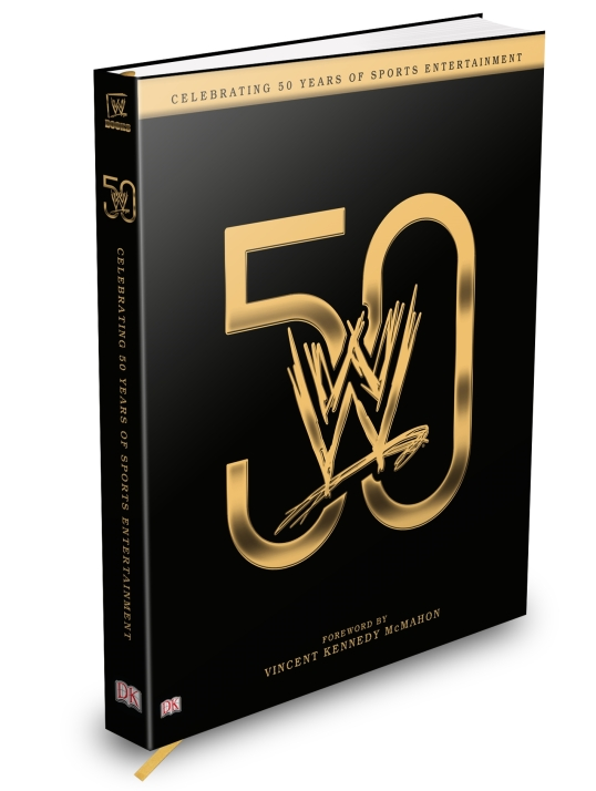 50th Years Of WWE