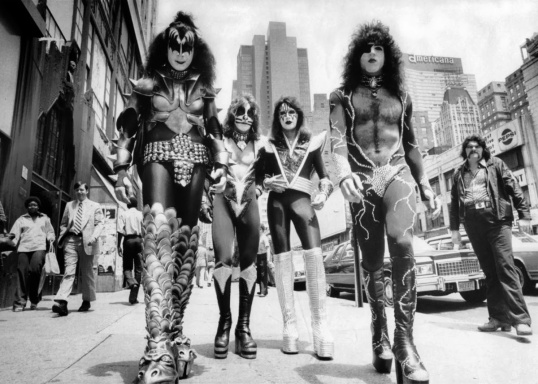 KISS 1976 1