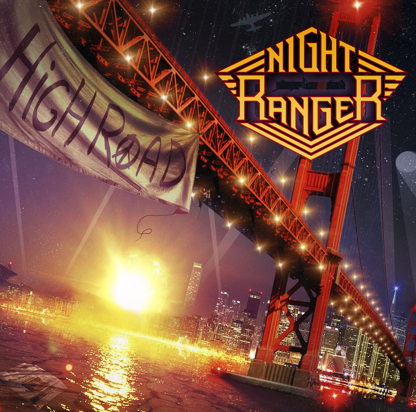 NIGHT RANGER_HardRoad_Regularjpg