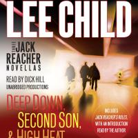 Audiobook Review: Three Jack Reacher Novellas
