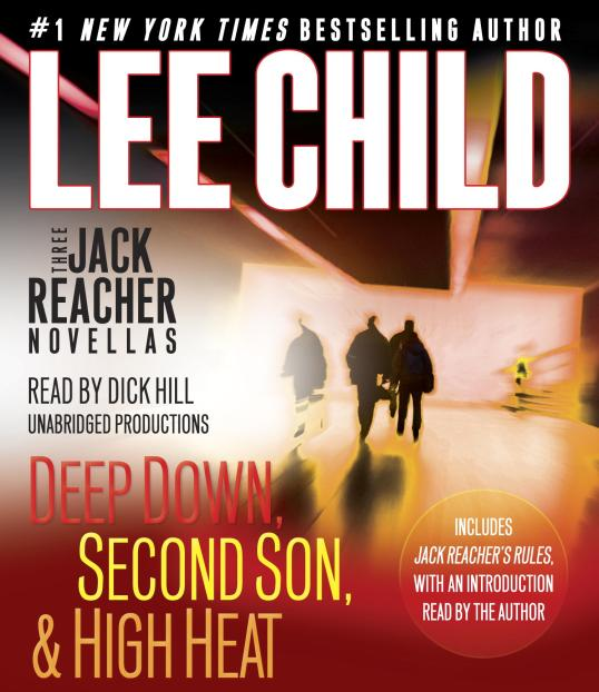 Three Jack Reacher Novellas by Lee Child_cover
