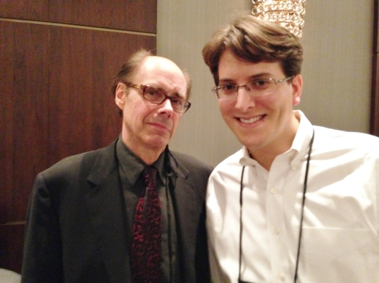 With the incomparable Jeffery Deaver.