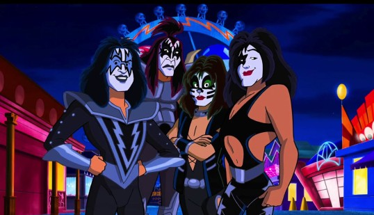 KISS-scooby