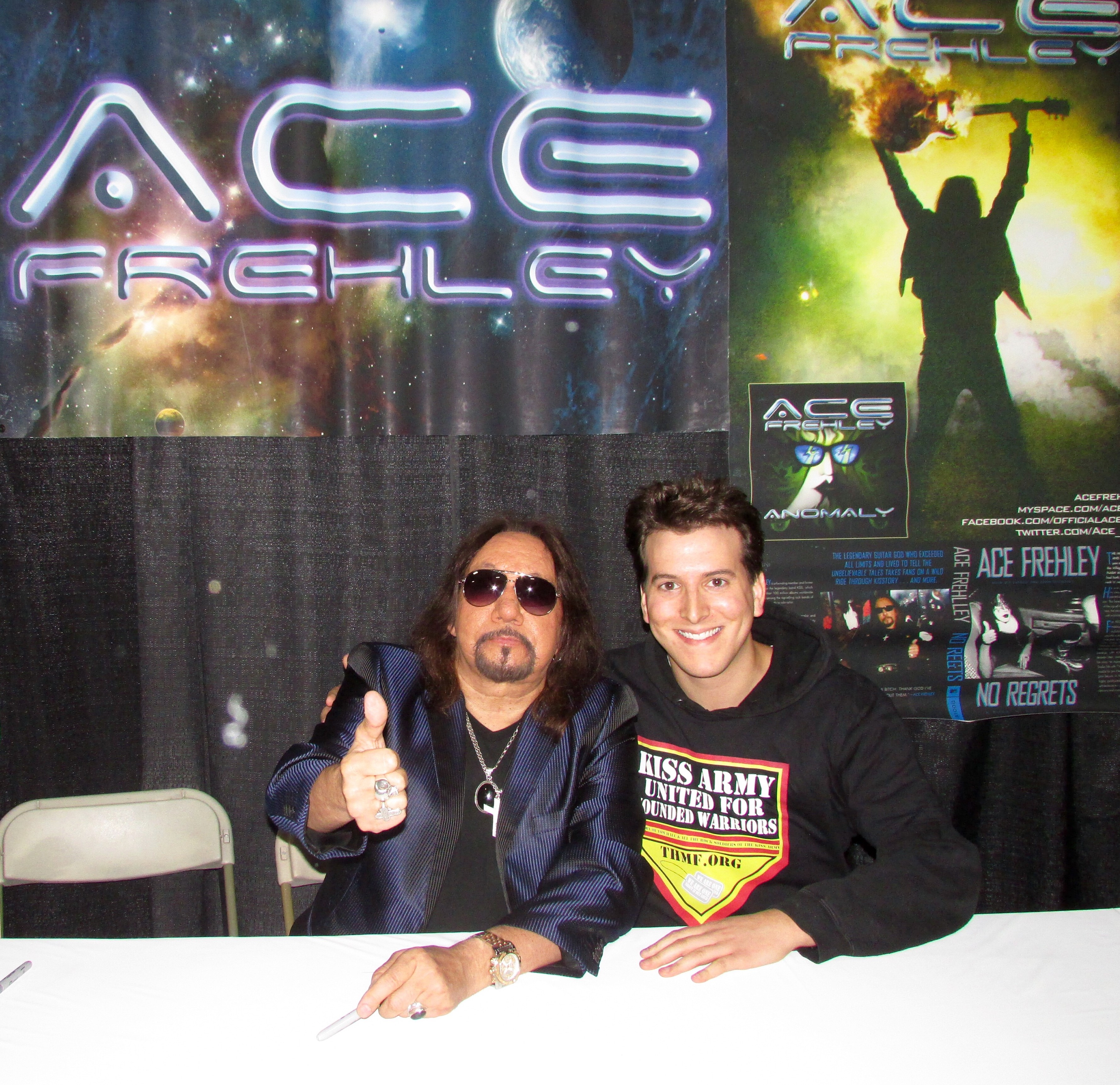 Ace frehley michael cavacini page 2 ace frehley invades pa kristyandbryce Gallery