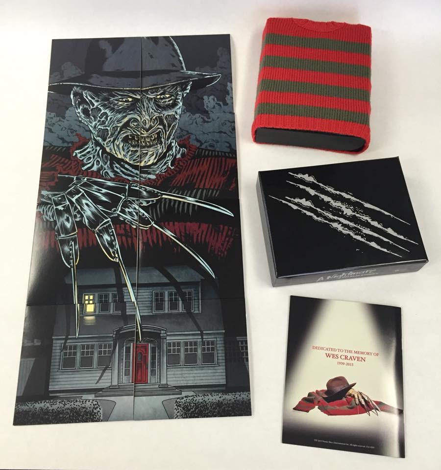 A Nightmare On Elm Street 8CD Box Set OST