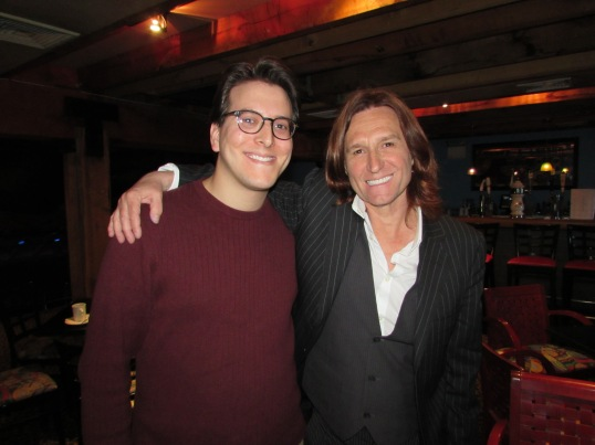 Photo with John Waite - 2016