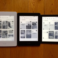 Kindle Oasis vs. Kindle Voyage vs. Kindle Paperwhite
