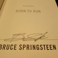 Meeting Bruce Springsteen