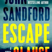 Book Review: Escape Clause by John Sanford