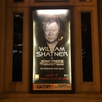 Review: William Shatner Live On Stage