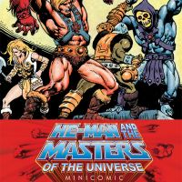 Dark Horse: He-Man And The Masters Of The Universe