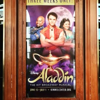 Review: Aladdin The Musical