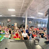 Largest DDP Yoga Workshop Ever