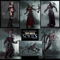 Audible Review: Tortured Souls by Clive Barker
