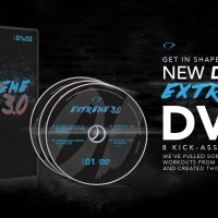 Review: DDP Yoga Bonus! & Extreme 3.0 DVDs