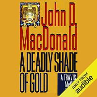 Audible Review: A Deadly Shade of Gold