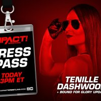 IMPACT Wrestling Press Pass: Tenille Dashwood