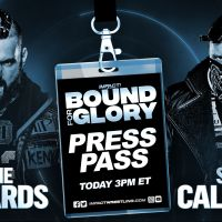 IMPACT Wrestling Press Pass: Eddie Edwards & Sami Callihan