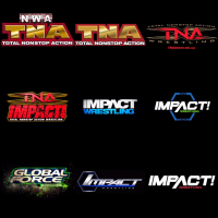 My First Book: 20-Year History of TNA/IMPACT Wrestling