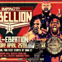 IMPACT Wrestling: Rebellion CELL-ebration