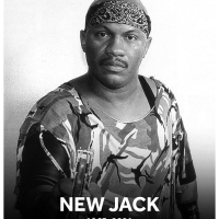 ECW Legend New Jack Dies Of Heart Attack At 58