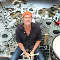 Red Hot Chili Peppers' Drummer Brings Art To Stone Harbor