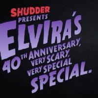 Shudder Announces Elvira's 40th Anniversary Special, Airing September 25