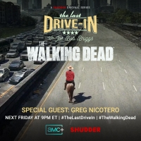 The Last Drive-In: The Walking Dead Premieres October 29